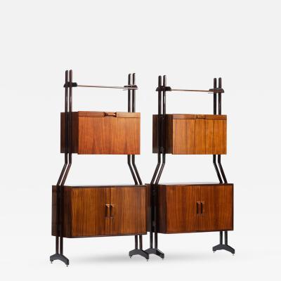 Mobilificio Dassi Pair of Dassi Cabinets
