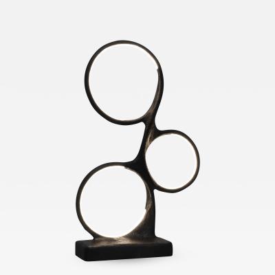 Morghen Studio Light Sculpture Autopoiesis