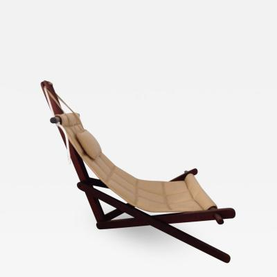 Moveis Corazza Rare Dominic Michaelis Sail Chair for Moveis Corazza