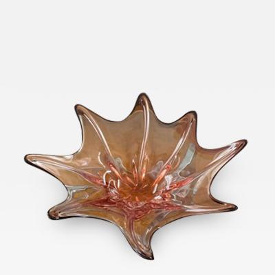Murano Murano glass bowl