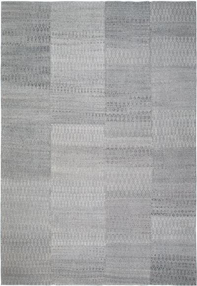 NASIRI Damavand Flatweave Rug with a Subtle Decorative Pattern
