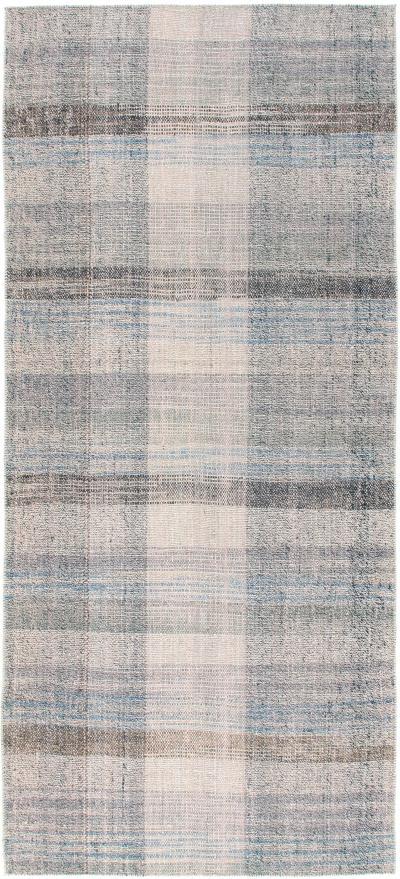 NASIRI Mid Century Modern Style Persian Flatweave Rug