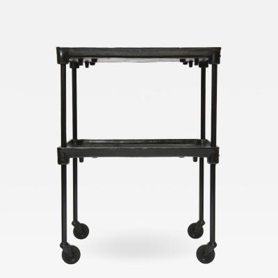 New Britain Machine Co Industrial Cart with Adjustable shelf