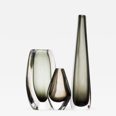 Nils Landberg Nils Landberg Glass Vases