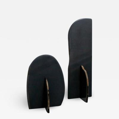 Okurayama Studio Sculptural Room Dividers Dat Kan Stone Design by Okurayama