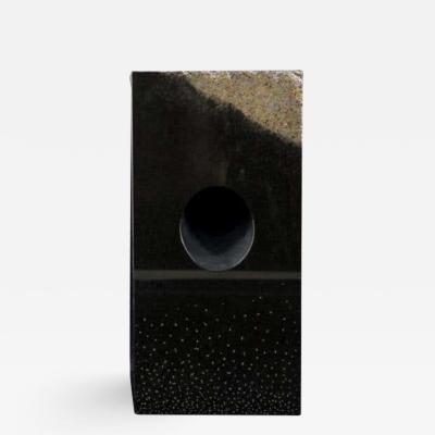 Okurayama Studio Unique Floor Lamp Dat Kan Stone Design by Okurayama