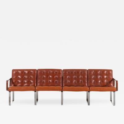 Ole Gjerl v Knudsen Torben Lind Sofa Model Moduline Produced by France S n
