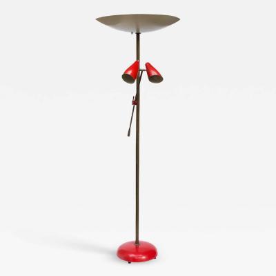 Oluce 1950S FLOOR LAMP DESIGN BY OSTUNI FOR OLUCE