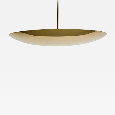 Orange Furniture 48 BRASS DOME CEILING PENDANT