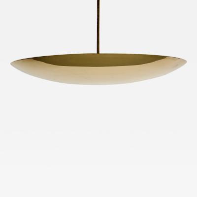 Orange Furniture Brass Dome Ceiling Pendant