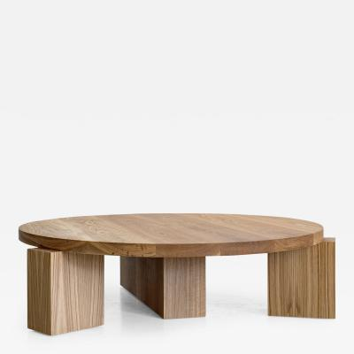 Orange Furniture CUBIST ROUND COFFEE TABLE BY ORANGE