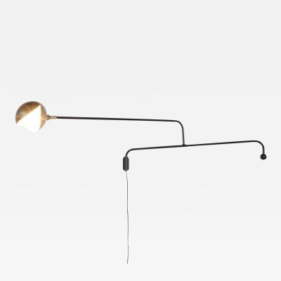 Orange Furniture French Articulating Single Light Sconce