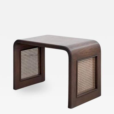 Orange Furniture MULHOLLAND STOOL BY ORANGE SMOKE GREY