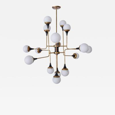 Orange Furniture STILNOVO GEOMETRIC CHANDELIER