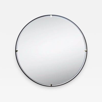 Orange Furniture Trousdale Round Mirror
