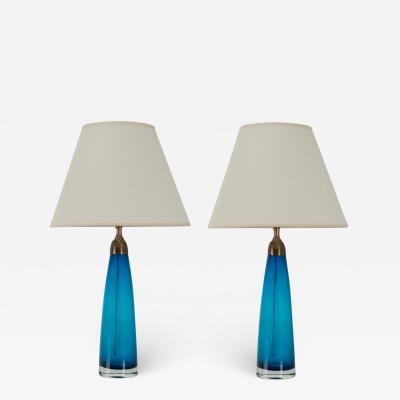 Orrefors Orrefors Carl Fagerlund Table Lamps