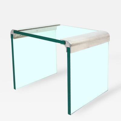 Pace Collection Mid Century Modern Pace Collection Waterfall Side Table