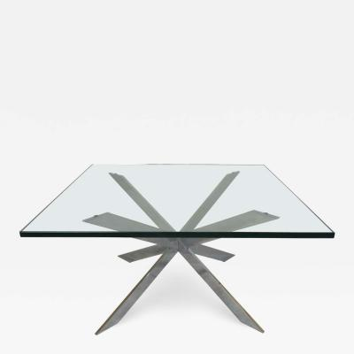 Pace Collection Midcentury Leon Rosen for Pace Collection Starburst Form Cocktail Table