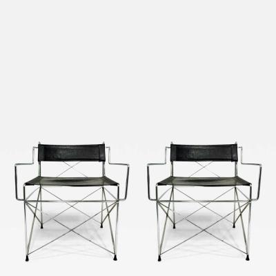 Pace Collection Pace Collection Scaffold Chairs