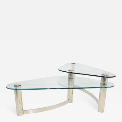 Pace Collection Pace Collection Two Tier Coffee Table