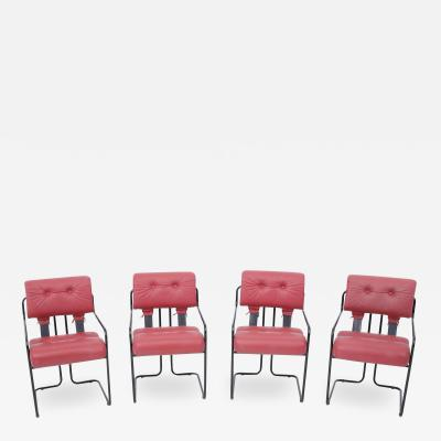 Pace Collection Pace Tucroma Dining Chairs by Guido Faleschini