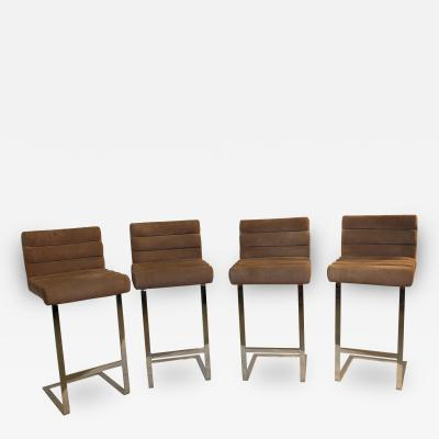 Pace Collection Set of 4 Barstools