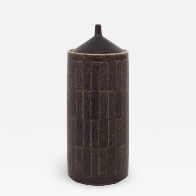 Palshus Cylinder shaped Lid Jar