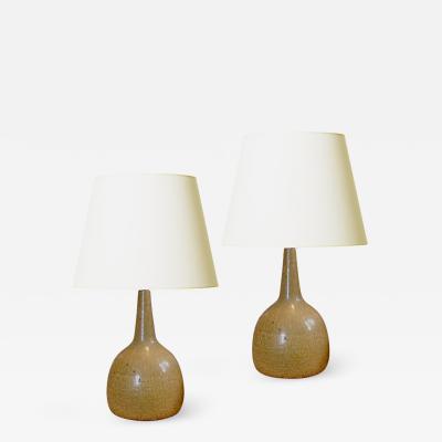 Palshus Organic Modern Table Lamps by Palshus