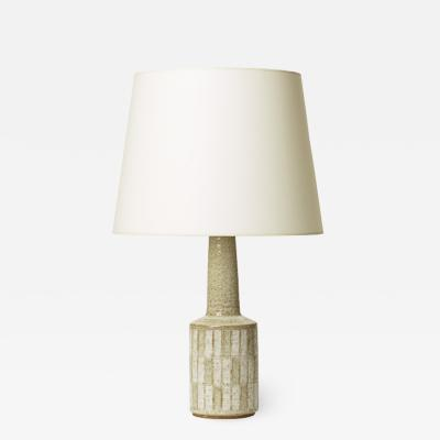 Palshus Table lamp in greige and ivory by Palshus