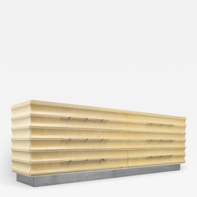 Parzinger Originals Massive Custom Tommi Parzinger Dresser 96 W