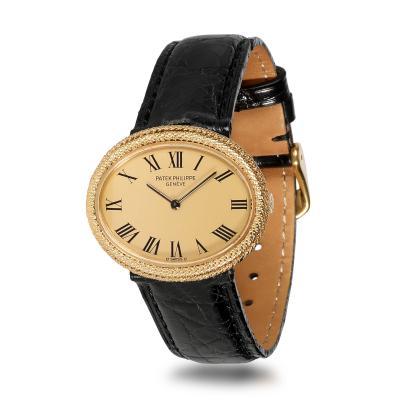 Patek Philippe Co Patek Philippe Ellipse 4290 Womens Watch in 18kt Yellow Gold