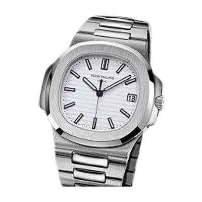 Patek Philippe Co Patek Philippe Nautilus 5711 1A 010 Stainless White Dial preowned Mint Pre Owned