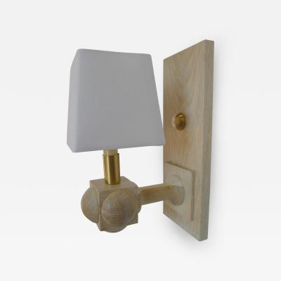 Paul Marra Design Foursquare Sconce by Paul Marra