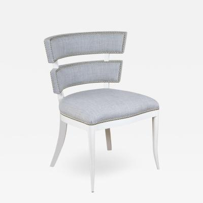 Paul Marra Design Klismos Style Chair