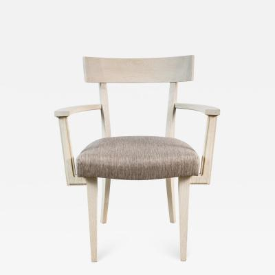 Paul Marra Design Modern Klismos Chair