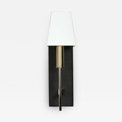 Paul Marra Design One Arm Horsehair Sconce