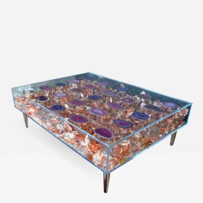 Pegaso Gallery Design Modernist Coffee Table By Pegaso Gallery