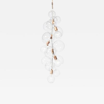 Pelle Bubble Chandelier Tall