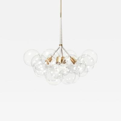 Pelle Bubble Chandelier X Large