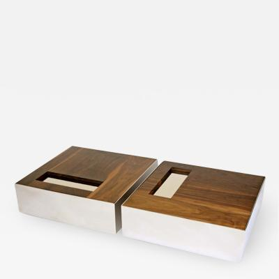 Phase Design Ballot Box Coffee Table