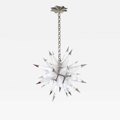 Phoenix Gallery Rock Crystal Star by Phoenix