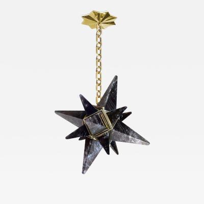 Phoenix Gallery Star Rock Crystal Chandelier by Phoenix