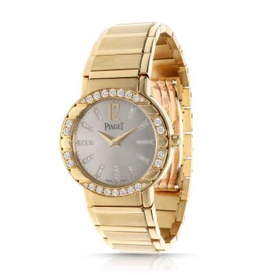 Piaget Piaget Polo GOA26032 Womens Watch in 18kt Yellow Gold