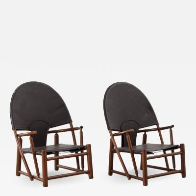 Piero Palange Werther Toffoloni Palange Toffoloni Hoop chairs Germa Italy 1972