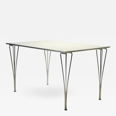 Piet Hein Bruno Mathsson Arne Jacobsen Dining Table
