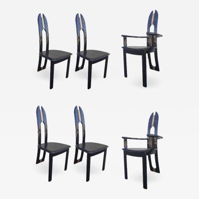 Pietro Costantini Pietro Costantini Dining Chairs Set of 6