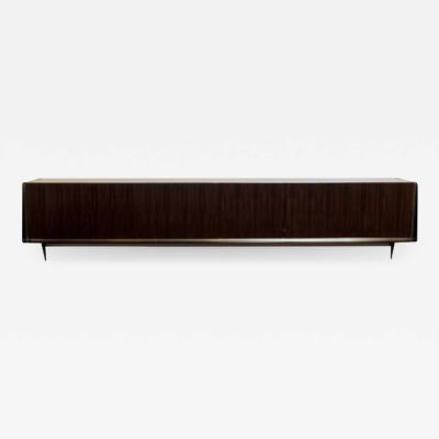 Pipim Studio The Keel Floating Credenza by Pipim
