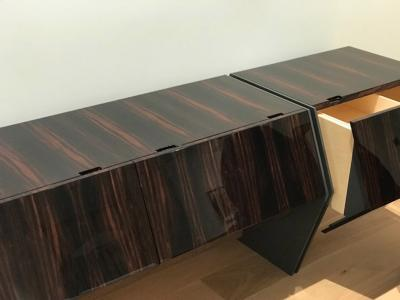 Pipim Studio The Prow Sideboard by Pipim