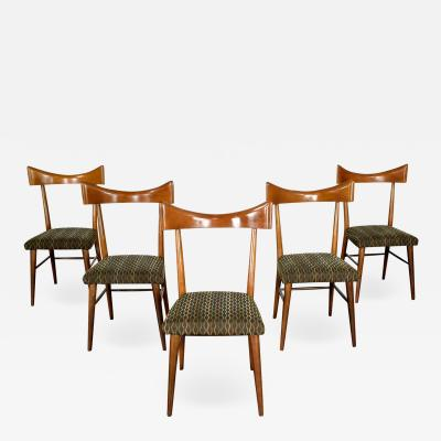 Planner Group MCM planner group dining chairs by paul mccobb for winchendon set of 5