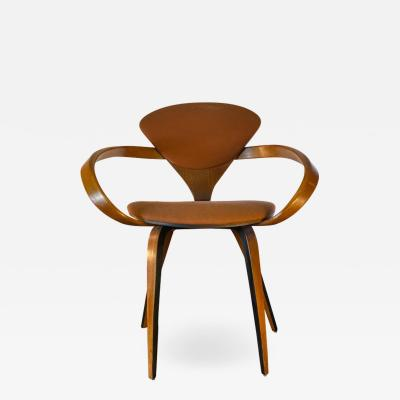 Plycraft EARLY NORMAN CHERNER PRETZEL ARM CHAIR FOR PLYCRAFT